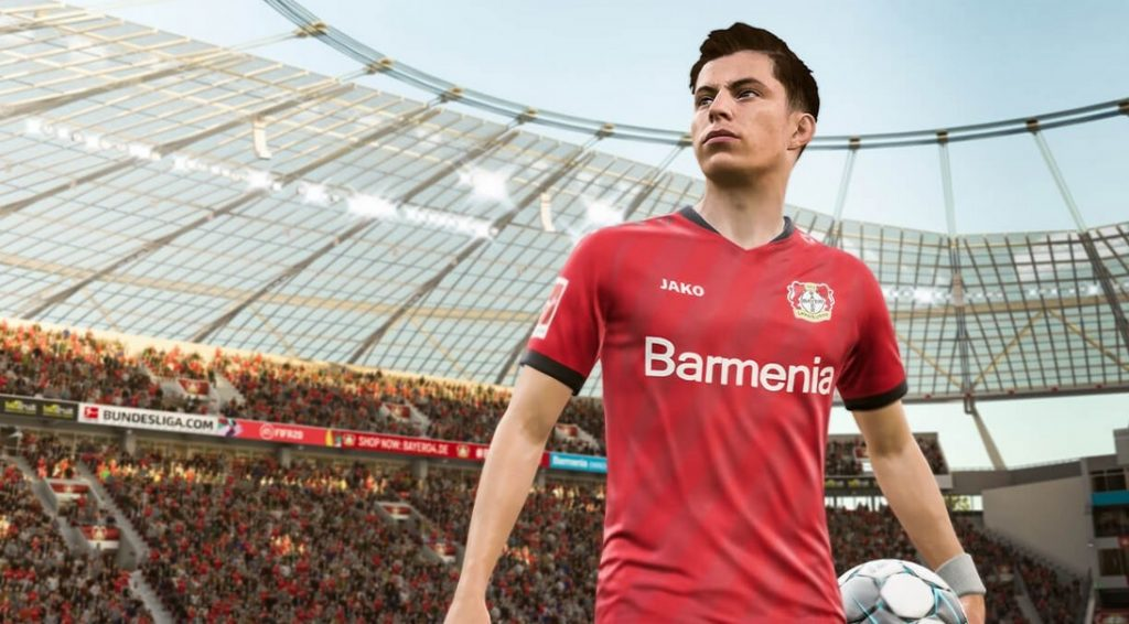 fifa 20 kai havertz