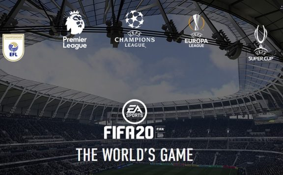 fifa 20 ligen und teams