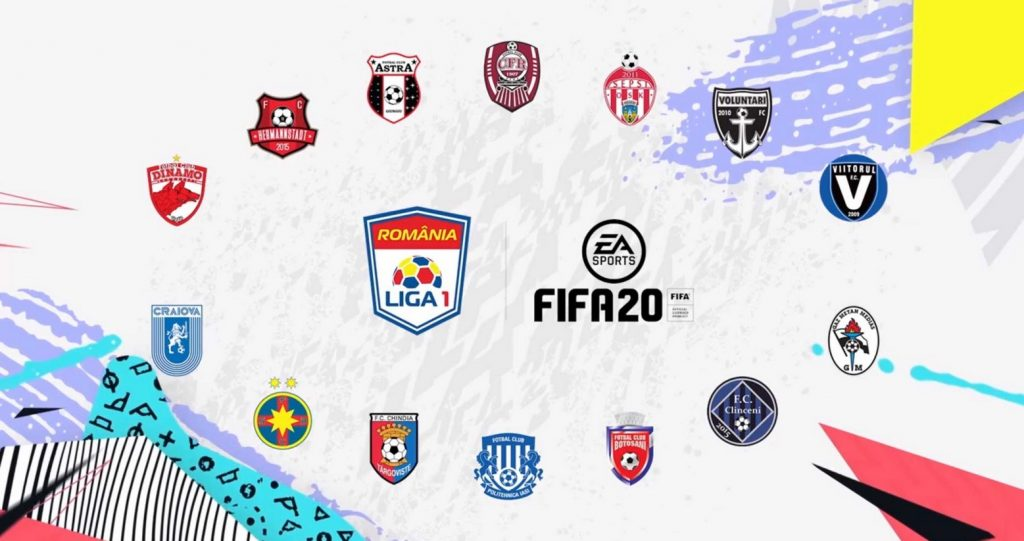 fifa 20 rumänische liga
