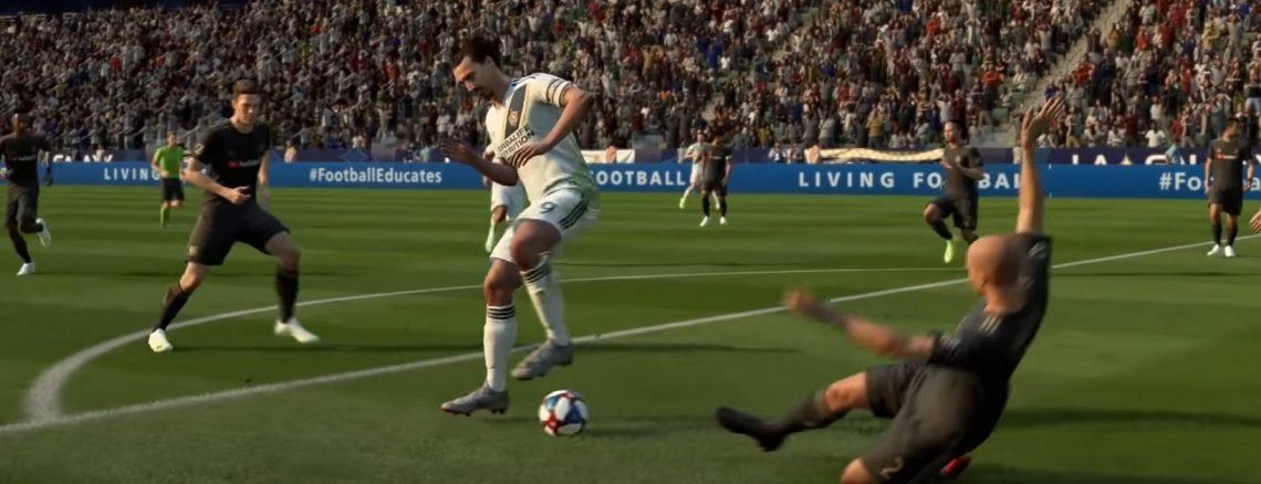 3 neue Skill-Moves in FIFA 20, mit denen Ihr Eure Gegner lässig austrickst