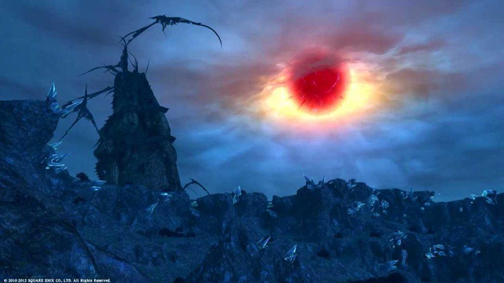 final fantasy xiv 1.0 meteor