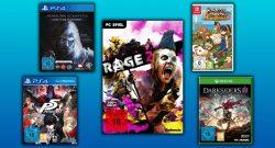 3 für 49 Euro: Sicher euch Spiele für PC, PS4, Switch & Xbox One