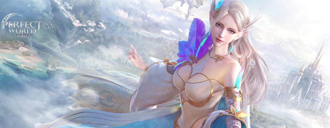 China ist verrückt nach dem neuen Mobile-MMORPG – Jetzt kommt's zu uns