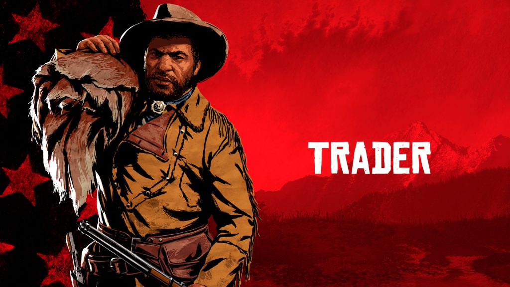 Red Dead Online Händler