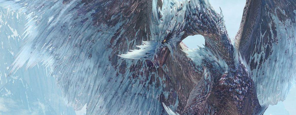 monstert hunter world iceborne velkhana beta header