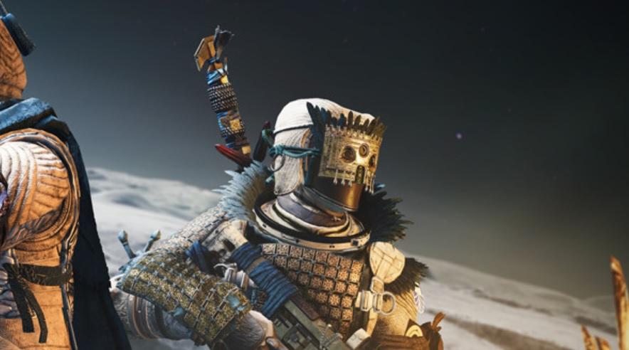 warlock helm