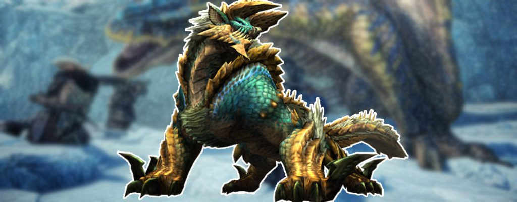 monster hunter world iceborne zinogre header