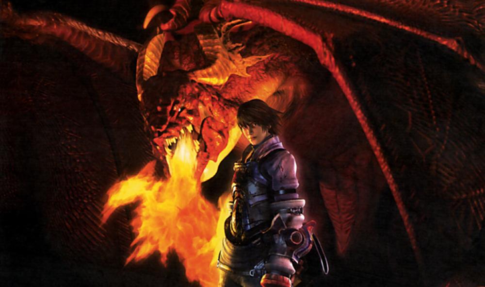 drakengard cover art