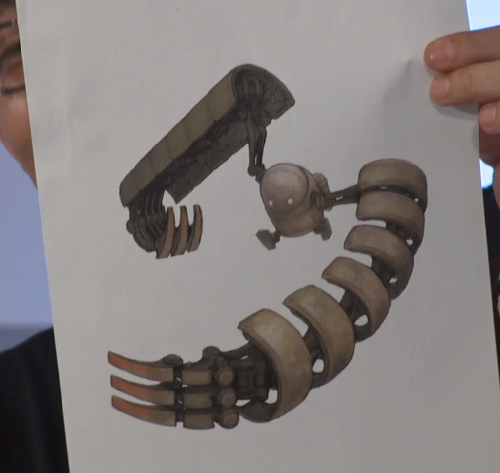 final fantasy xiv yorha raid roboter gegner