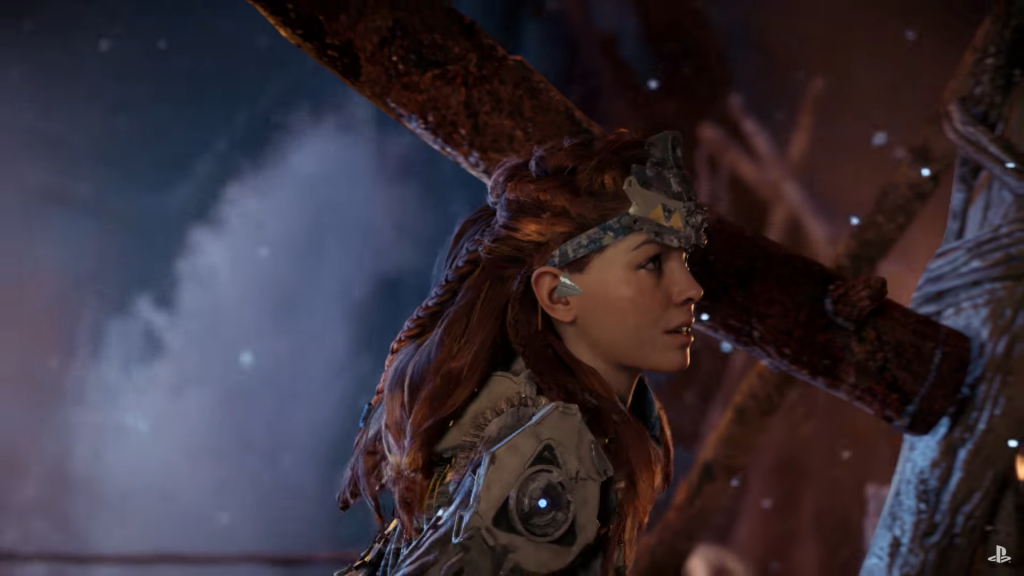 Horizon Zero Dawn Frozen Wilds Aloy