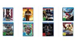 Blu-rays und TV-Serien im Bundle bei Amazon günstiger