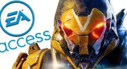 Anthem EA Accesss