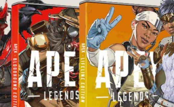 Apex Legends Boxen Titel