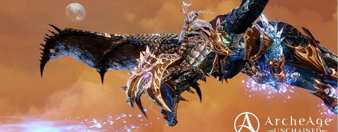Warum sich so viele auf das MMORPG ArcheAge Unchained freuen