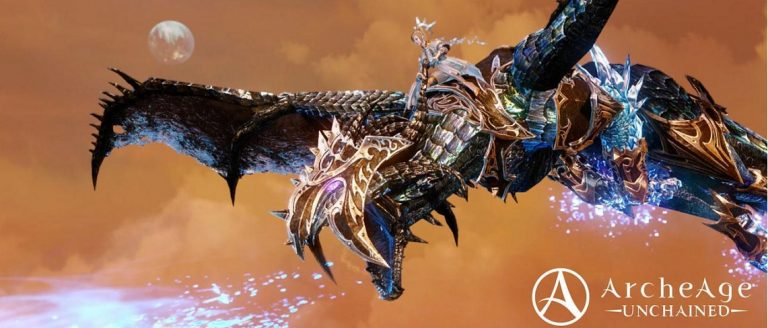 ArcheAge Unchained titel