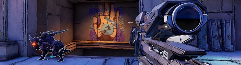 Borderlands 3 Athena