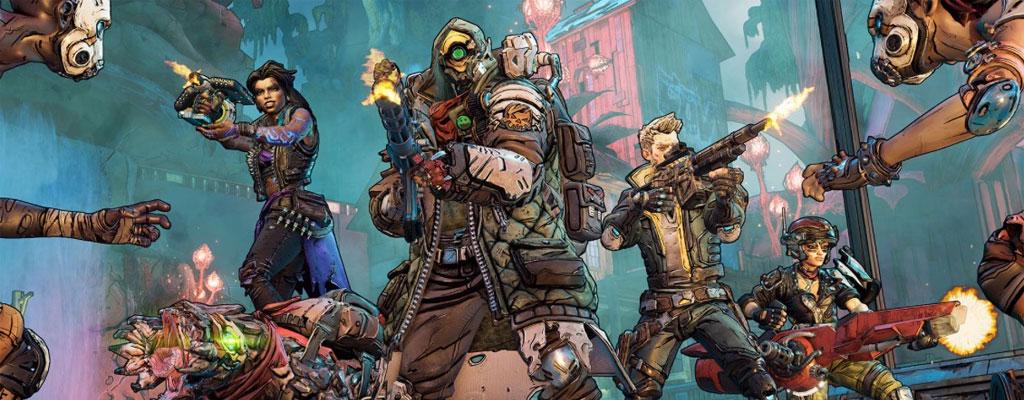 """Borderlands 3 bringt Halloween-Event """"Bloody Harvest"""" mit mindestens 2 neuen Waffen"""