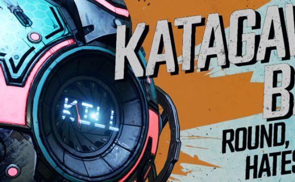 Borderlands 3 Katagawa-Ball