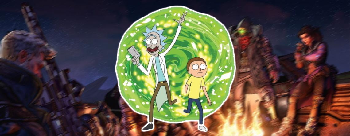 Borderlands 3 hat eine legendäre Rick-and-Morty-Waffe – So holt Ihr sie Euch