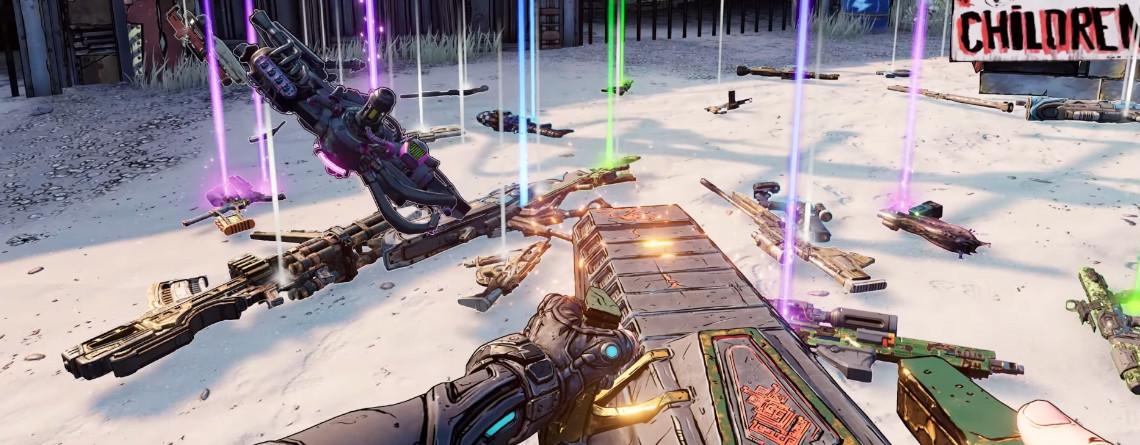 Spieler haben zu wenig Platz für ihre Waffen – Das sagt Borderlands 3 zu dem Problem