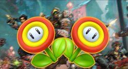 Borderlands 3 Super Mario Waffe