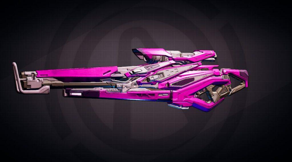 Borderlands 3 Sniper pink
