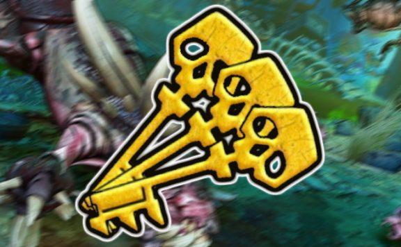 Borderlands 3 goldene Schlüssel golden keys