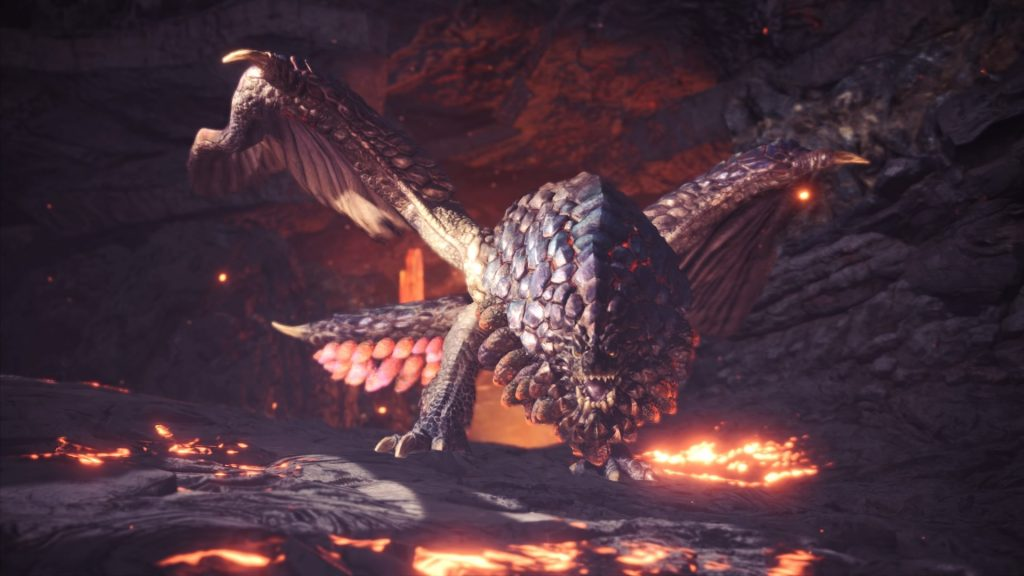 Monster Hunter World Iceborne Brodelnder Bazelgeuse