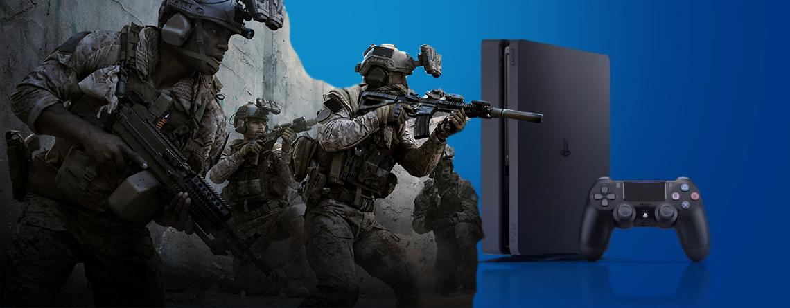 CoD Modern Warfare: Der Survival-Modus bleibt ein Jahr exklusiv für PS4