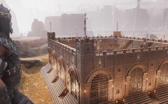Conan Exiles Arena Titel