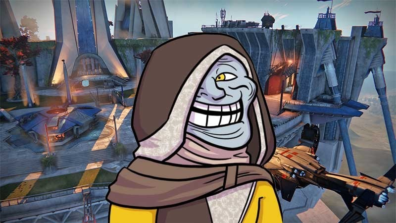 destiny 1 troll cryptarch