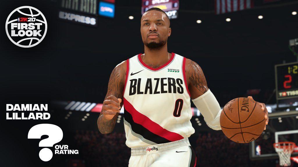 NBA 2k20 spieler