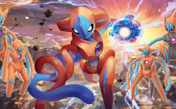 Deoxys-Konter