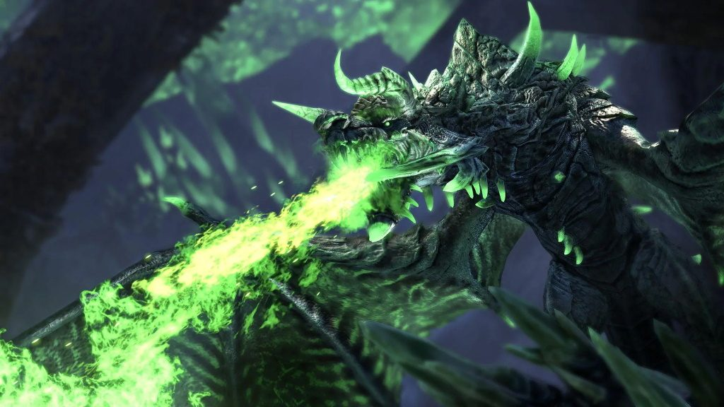ESO Dragonhold Drache