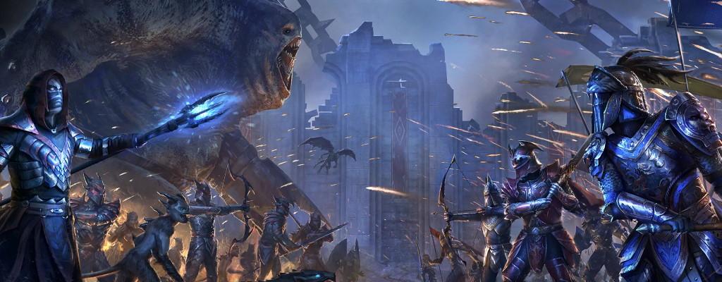 MMORPG ESO gibt wichtigen DLC bald kostenlos frei: die Kaiserstadt