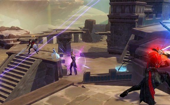 Eternal Magic Skyhammer gw2 2