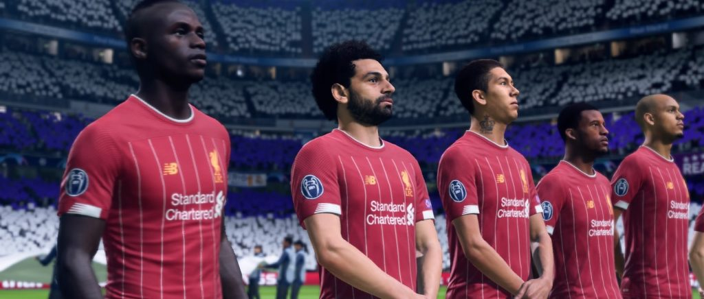 FIFA 20 liverpool