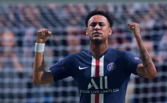 FIFA 20 neymar