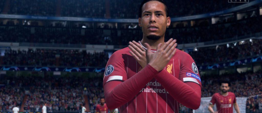 FIFA 20 dijk
