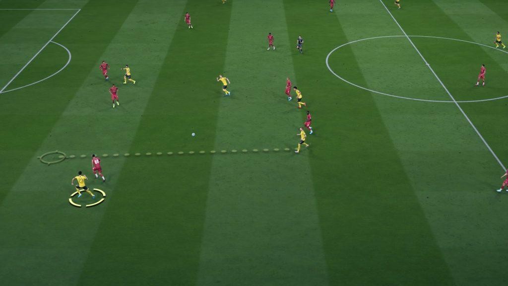 FIFA 20 Steilpass
