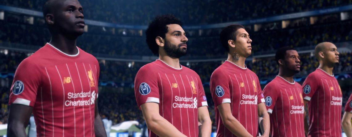 FIFA 20 TOTW 5: Das Team der Woche in Ultimate Team – mit Lewandowski