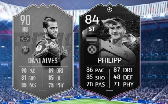 FIFA 20 Schwarz Weiß Philipp Alves Titel