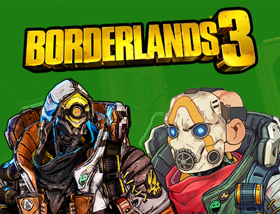 Borderlands 3 FL4K Skins