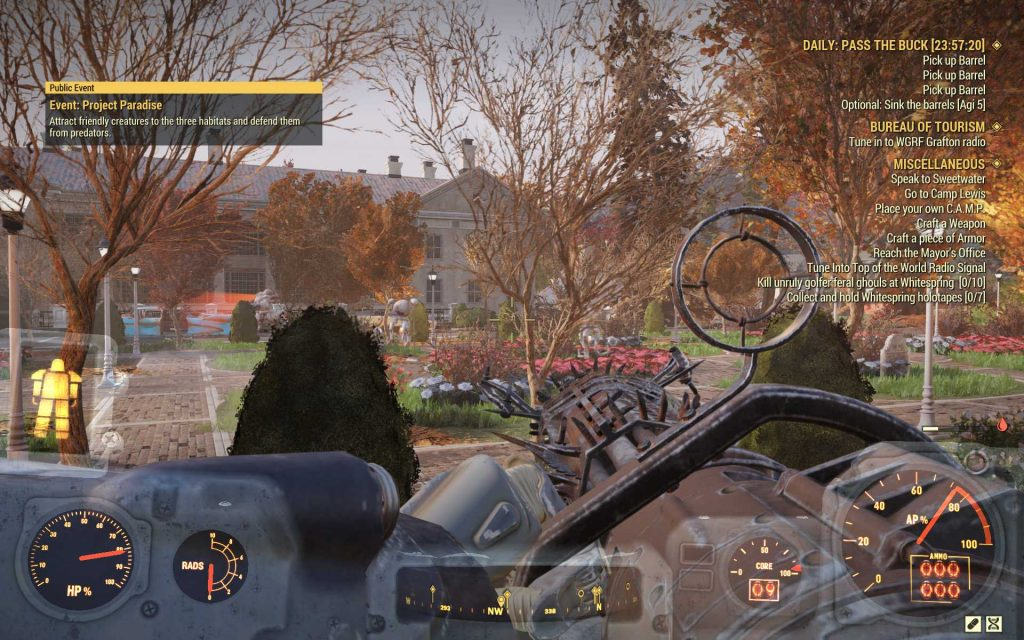 Fallout 76 öffentliche Events 2