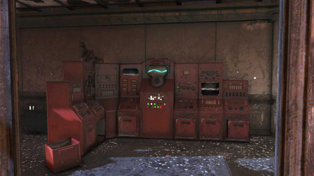 Fallout 76 Bürgermeister von Grafton