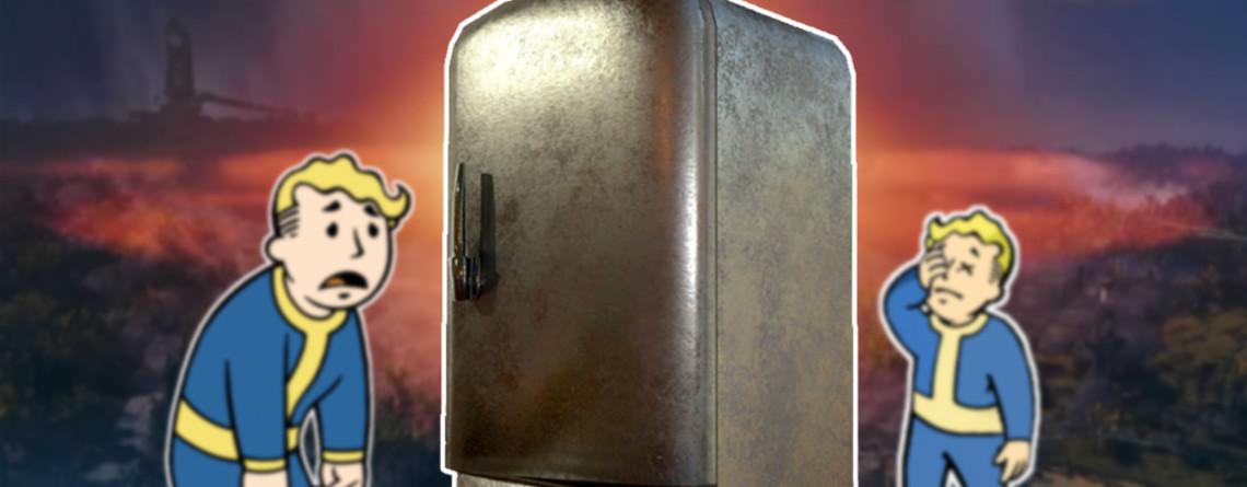 Fallout 76 bringt nach Fan-Wunsch einen Kühlschrank, erntet Kritik dafür