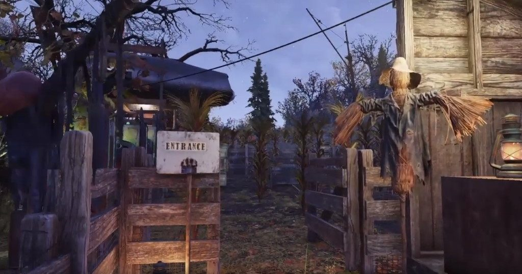 Fallout 76 Maisfeld Labyrinth