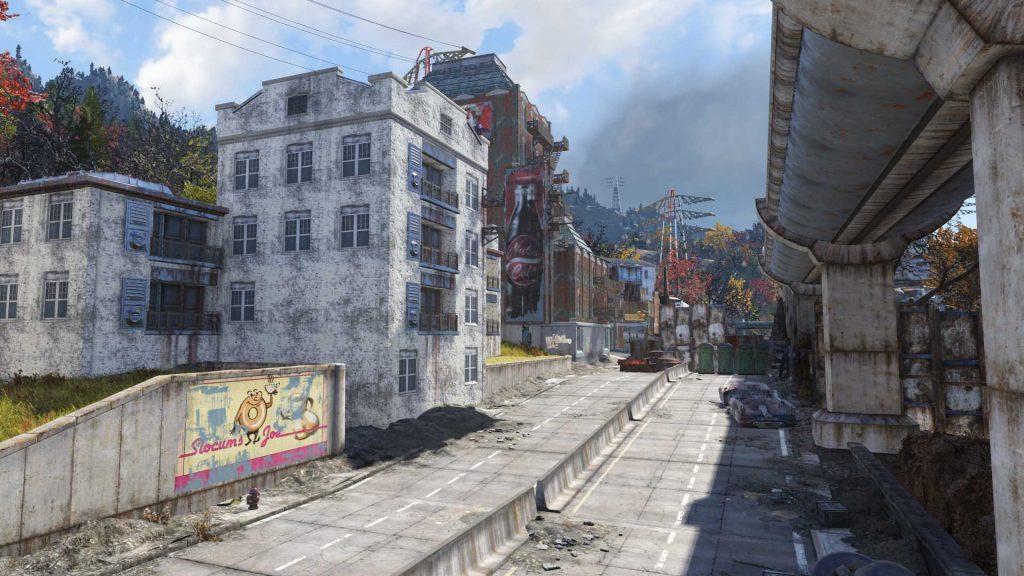 Fallout 76 Morgantown