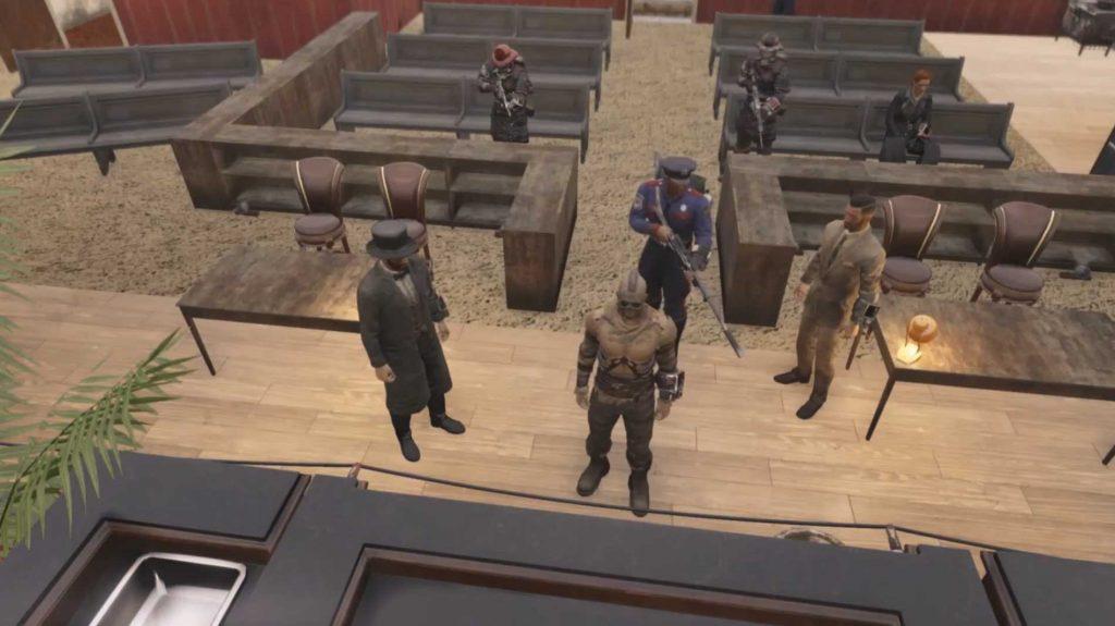 Fallout 76 Raider Prozess Five 0