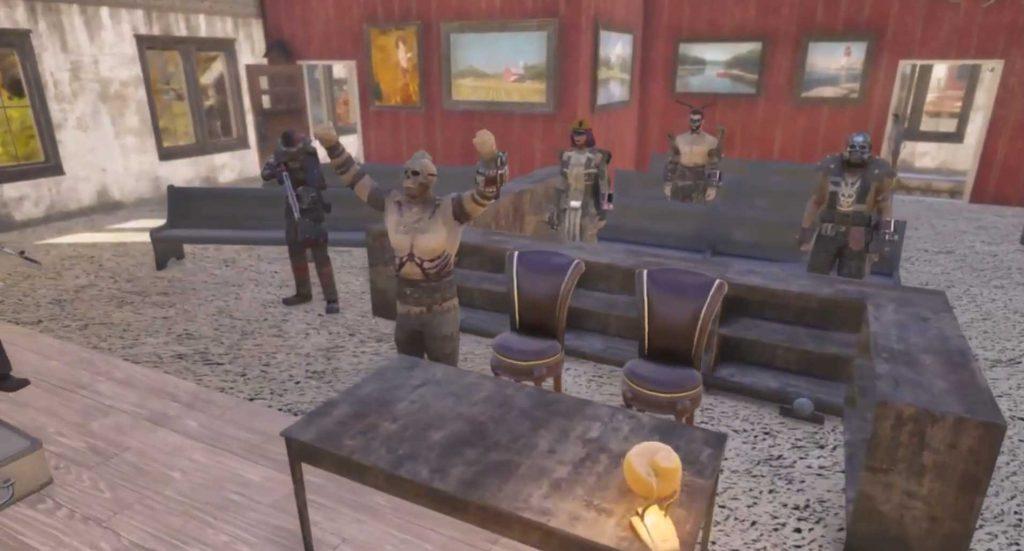 Fallout 76 Raider Prozess Vultures